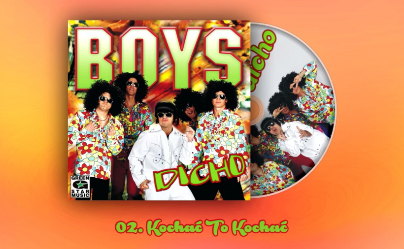 BOYS - DICHO (GREEN STAR 2009) 29 album