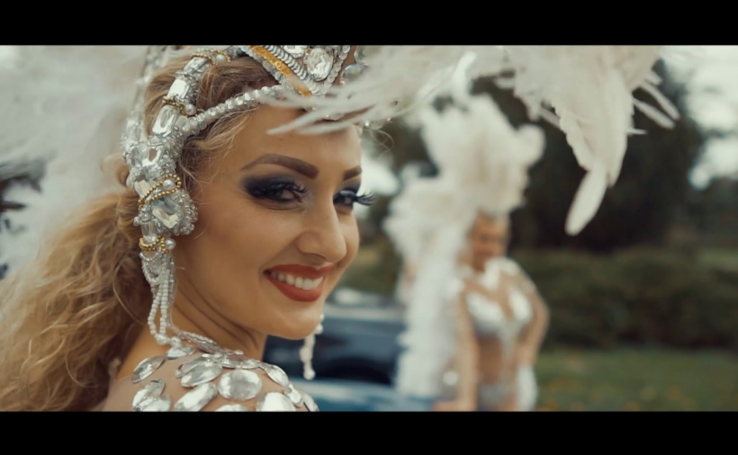 Bayer Full i Boys - Szalona blondynka (Official Video) Disco Polo 2019