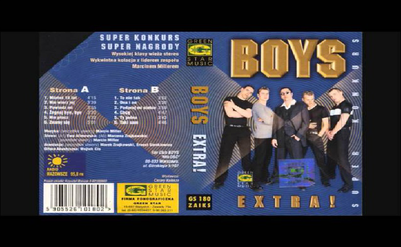 Boys - Taki Sam [2000]