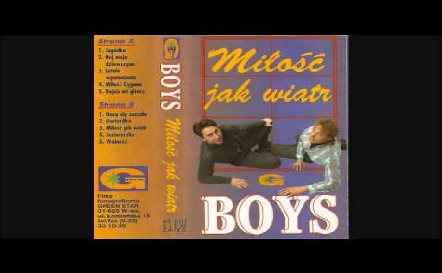 Boys - Jagódka [1994]