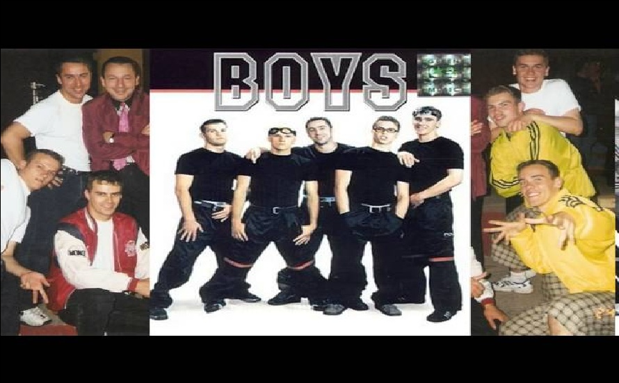 BOYS - INTRO (TAK CZY NIE?! - GREEN STAR 1998)